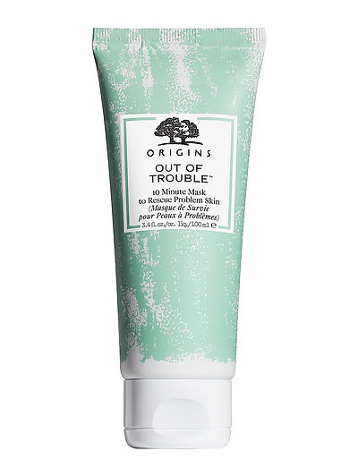 Out Of Trouble® 10 Minute Mask To Rescue Problem Skin - CLEAR