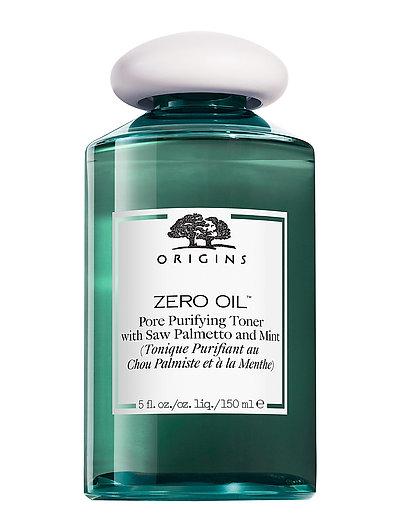 Zero Oil Toner - CLEAR