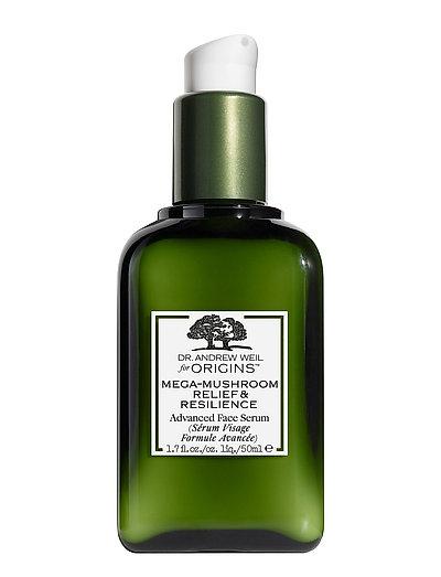 Dr. Weil Mega-Mushroom Skin Relief Advanced Face Serum - CLEAR