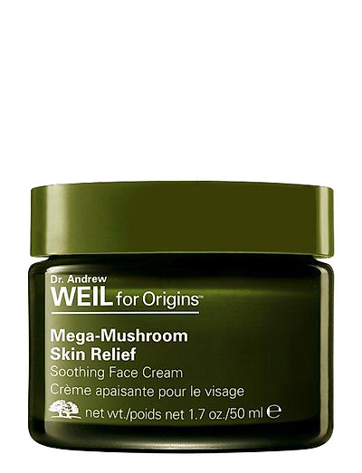 Dr. Weil Mega-Mushroom Skin Relief Soothing Face Cream - CLEAR
