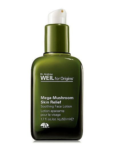 Dr. Weil Mega-Mushroom Skin Relief Soothing Face Lotion - CLEAR