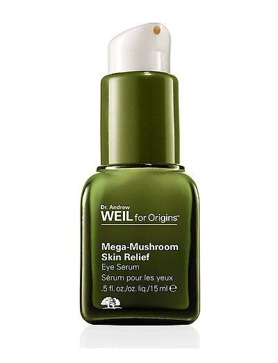 Dr. Weil Mega-Mushroom Skin Relief Eye Serum - CLEAR