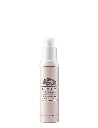 Original Skin™ Renewal Serum With Willow Herb - CLEAR