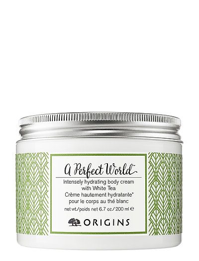 A Perfect World™ Intensly Hydrating Body Cream With White  - CLEAR