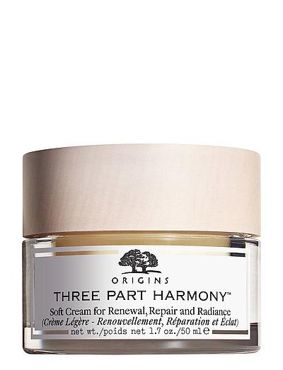 Three Part Harmony Soft Cream - CLEAR