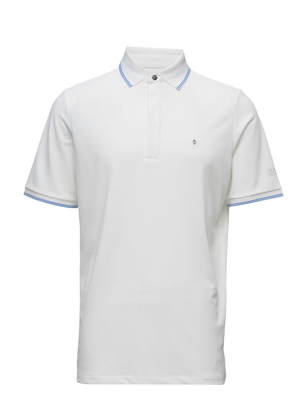 Alric Pin Poloshirt Oscar Jacobson Golf Kortærmede polo t-shirts til Herrer i
