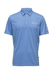 Collin Tour Poloshirt - 285 - CARIBBEAN BLUE