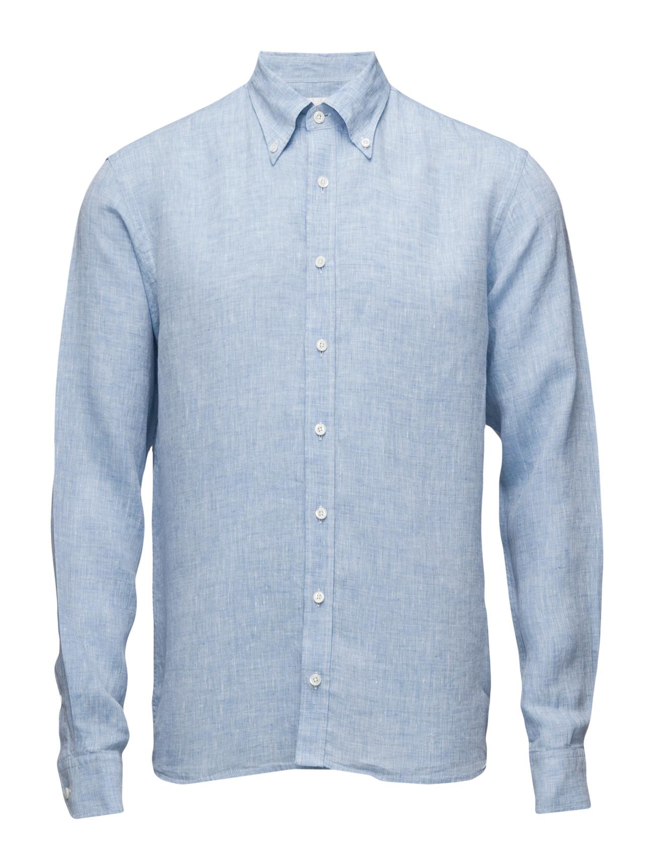 Harry 2 Slim Shirt Oscar Jacobson Business til Mænd i