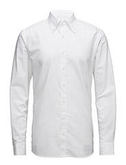 Harry 2 slim shirt - WHITE