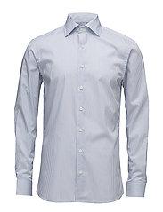 Harald slim shirt - 299 -LIGHT BLUE