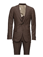 Ferry Suit - 586 - SUEDE BROWN