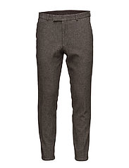 Denz Trousers Oscar Jacobson Suits & Blazers