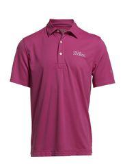 6166 Collin Tour Poloshirt - 653 - Orange