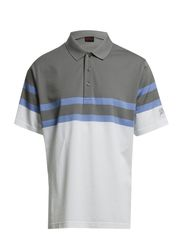 6388 Alaster Poloshirt - 164 - Light Zinc