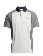 6404 Blake Tour Poloshirt - 164 - Light Zinc