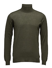 Cole Rollneck - 834 - FOREST GREEN
