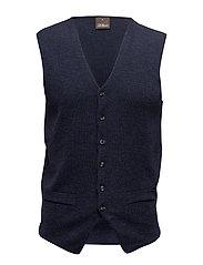 Tailor Vest - 239 - INK BLUE