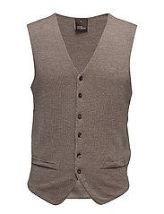 Tailor Vest - 407 - BRINDLE BEIGE