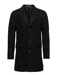 Saks Coat - 310 - BLACK