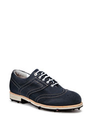 Golf Shoe Brouge - 211-Navy