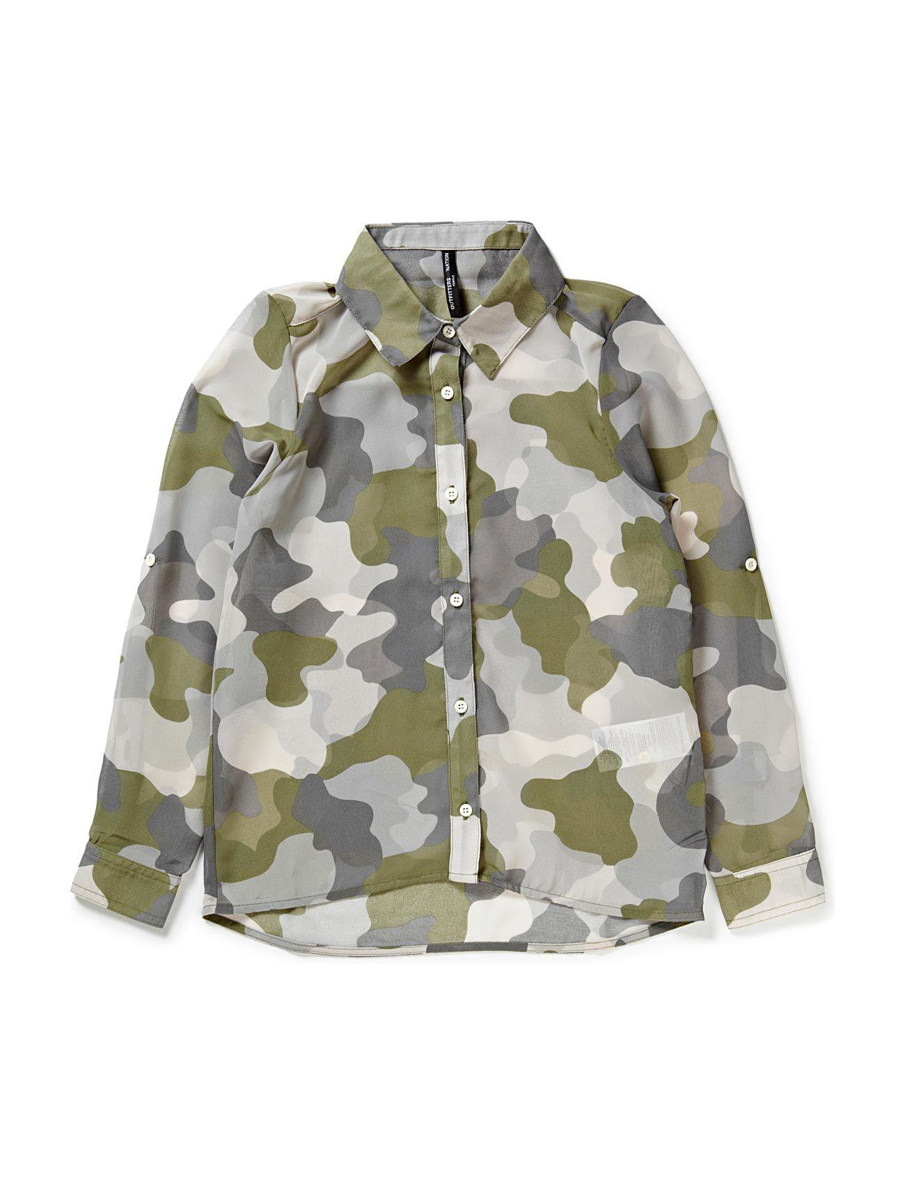 Sammy F Ls Shirt 114