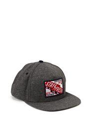 WALTER M CAP 114 - Medium Grey Melange