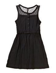 VERONICA F DRESS 214 - Black
