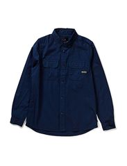 MASON M LS SHIRT 214 - Dress Blues