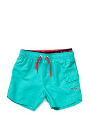 OBI M BOARDSHORTS 214 - Pool Green