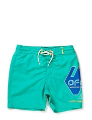 MOON M BOARDSHORTS 214 - Pool Green