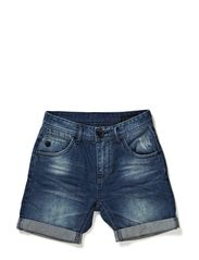 RAFI M SHORTS 214 - Dark Denim