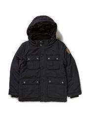 ALLIN M  DOWN JACKET 314 - Black