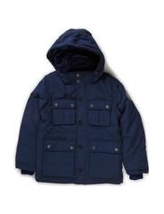 ALLIN M  DOWN JACKET 314 - Dress Blues