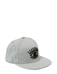 SANDY F CAP 414 - Medium Grey Melange