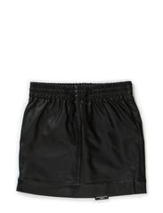 NOISE PU SKIRT 414 - Black