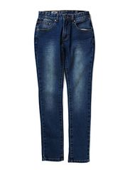 331-LOCH M JEANS 414 - Medium Blue Denim