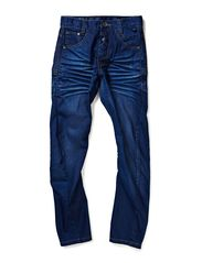 TURBO-ODION M JEANS N - Medium Blue Denim