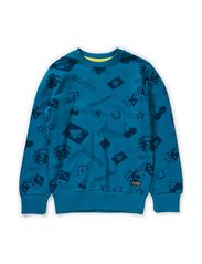 VAUGHN M SWEAT 514 - Blue Coral