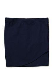 OFNHOP F TUBE SKIRT 115 - Dress Blues