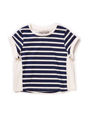 OFNHANKY F CS CROP TOP 115 - Dress Blues