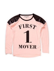 OFNKISHA F LS TOP 115 - Gossamer Pink