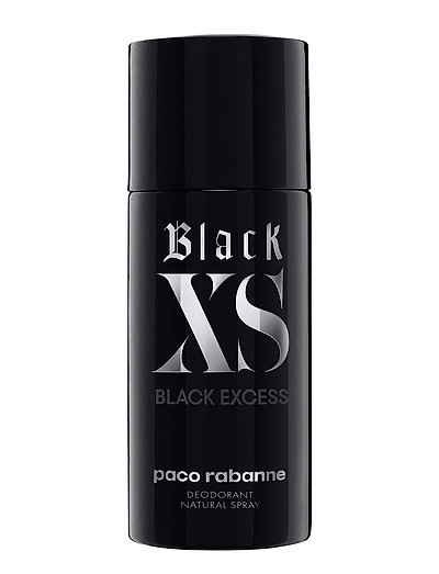 BLACK XS DEODORANT SPRAY - NO COLOR