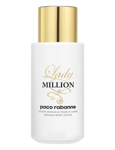 LADY MILLION BODY LOTION - NO COLOR