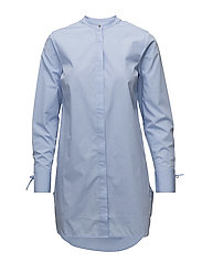 Long shirt - 307 LIGHT BLUE