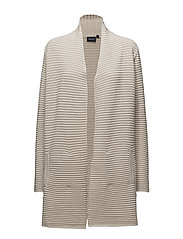 Cardigan long - 108 LIGHT SAND