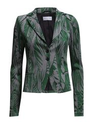 JACQUARD FABRIC JACKET - F2XQ