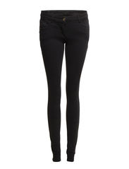 SKINNY JEANS IN STRETCH COTTON CANVAS - K103