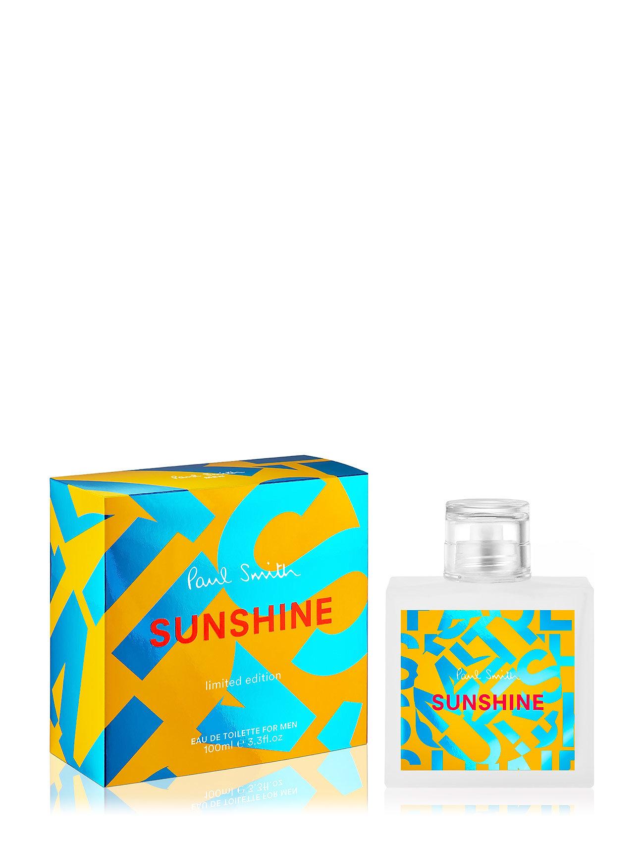 Ps sunshine homme edt 100 ml 2017 fra paul smith fra boozt.com dk