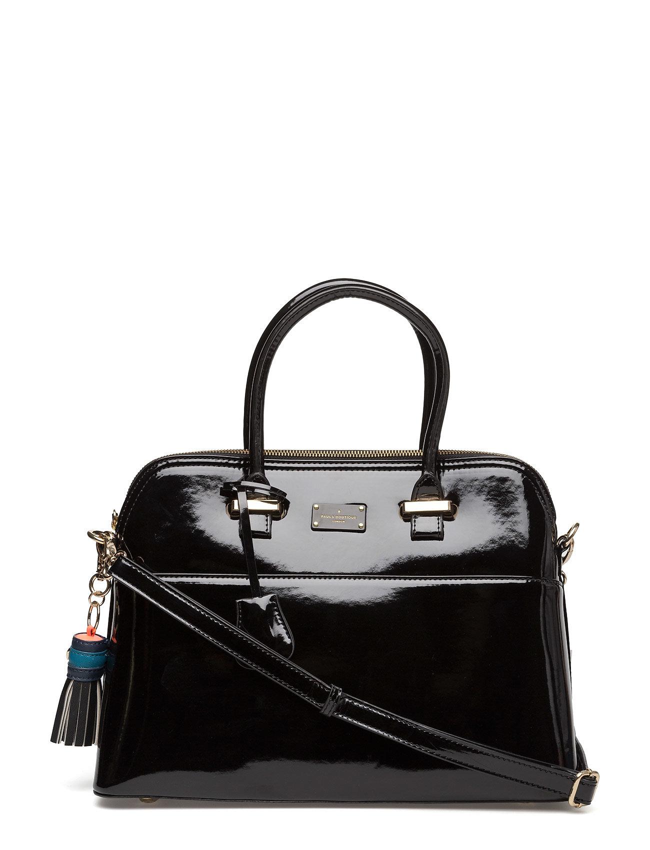 Maisy Patent Core Paul's Boutique Shopper tasker til Damer i Sort