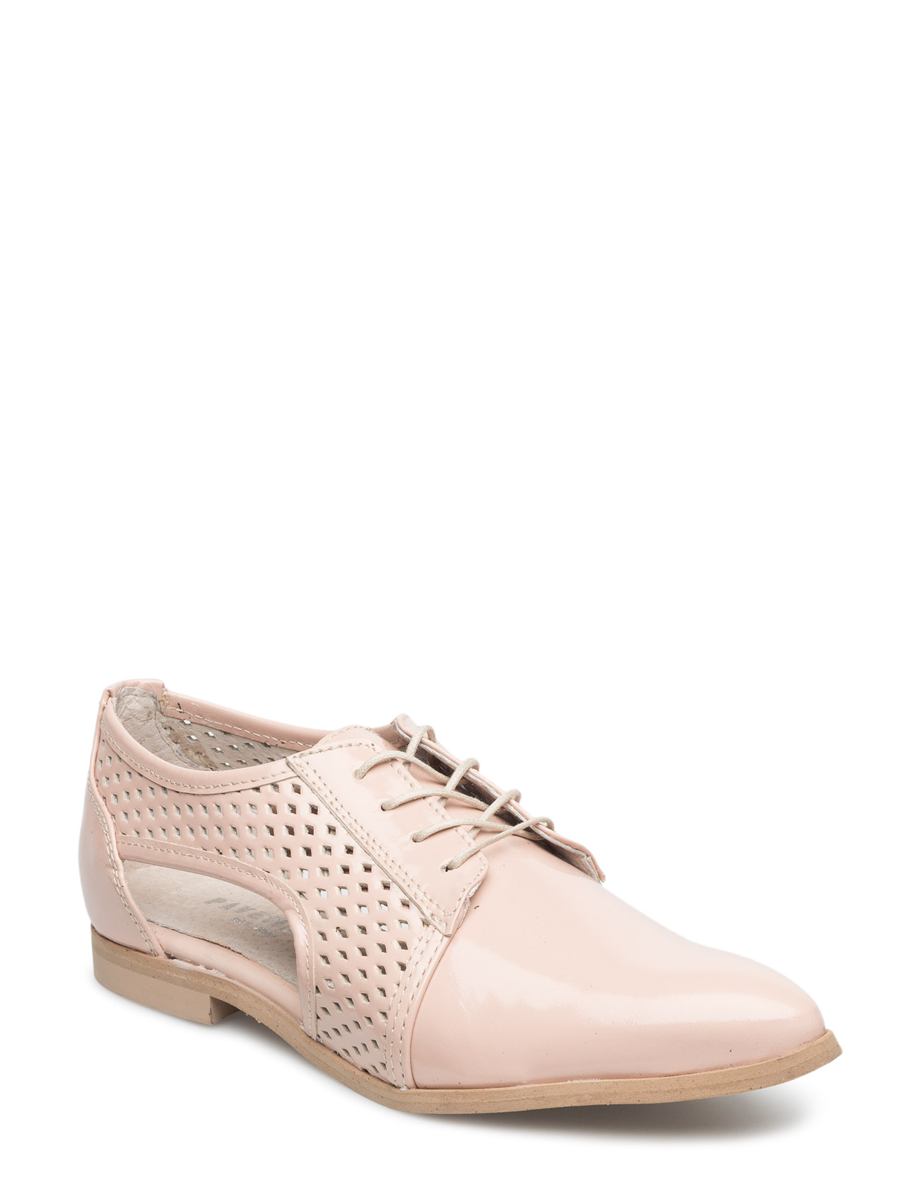 Julia Pavement Flade sko til Damer i Nude patent